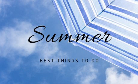 Finding the Perfect Summertime Activities